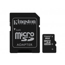 MICRO SD 8GB KINGSTON C4 - SDC4 8GB