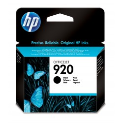 HP CD971AE CARTUCCIA NR 920 BK