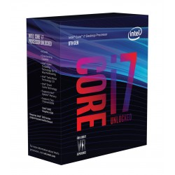 CPU  INTEL 1151 I7-8700K COFFEE LAKE BX80684I78700K