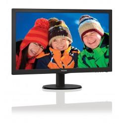 "MONITOR PHILIPS 24""LED FULL HD PIATTO -  243V5LHAB"